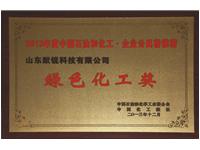 """公司喜获中国石油和化学工业""""绿色化工奖""""、""""科技创新奖"""""""